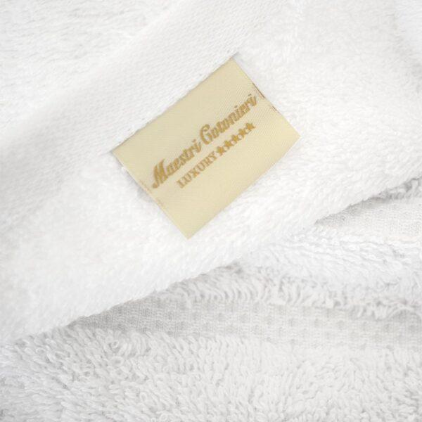 Ospite Hotellerie Luxury 450 Gsm Set Da 6 Maestri Cotonieri Home-3420