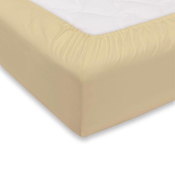 Lenzuolo Sotto Con Angoli Singolo Maxi Tinta Unita 100% Cotone Maestri Cotonieri Home-10979