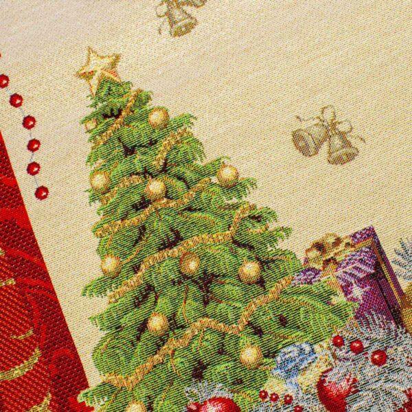 Runner di Natale Abete 50 x 140 CM Maestri Cotonieri Home-18373